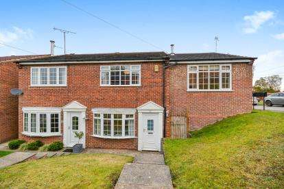 3 Bedrooms End Of Terrace House for sale in Woodside Road, Ravenshead, Nottingham, Notts