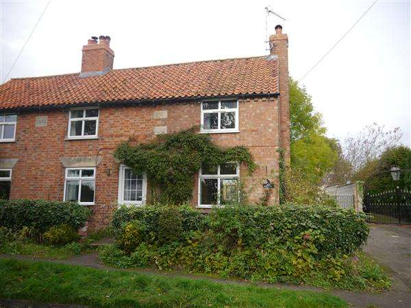 3 Bedrooms Cottage House for sale in Ash Cottage, Aunsby, Sleaford