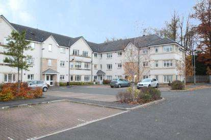 2 Bedrooms Flat for sale in Dalzell Drive, Motherwell