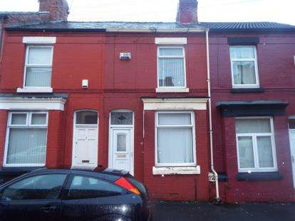 3 Bedrooms Terraced House for sale in Day Street, Liverpool, Merseyside, L13