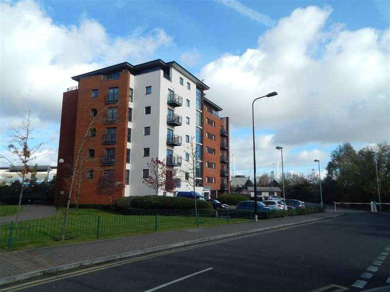 2 Bedrooms Property for sale in Galleon Way, Cardiff