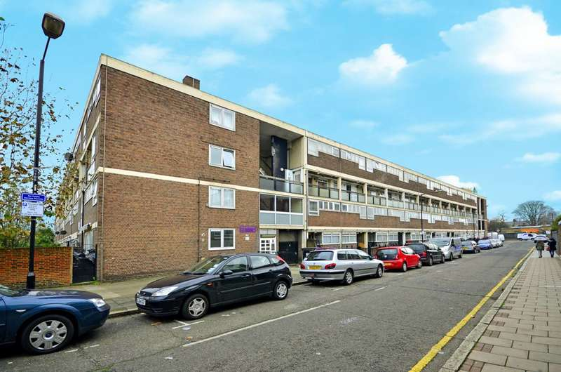 2 Bedrooms Maisonette Flat for sale in Walter Terrace, Stepney, E1