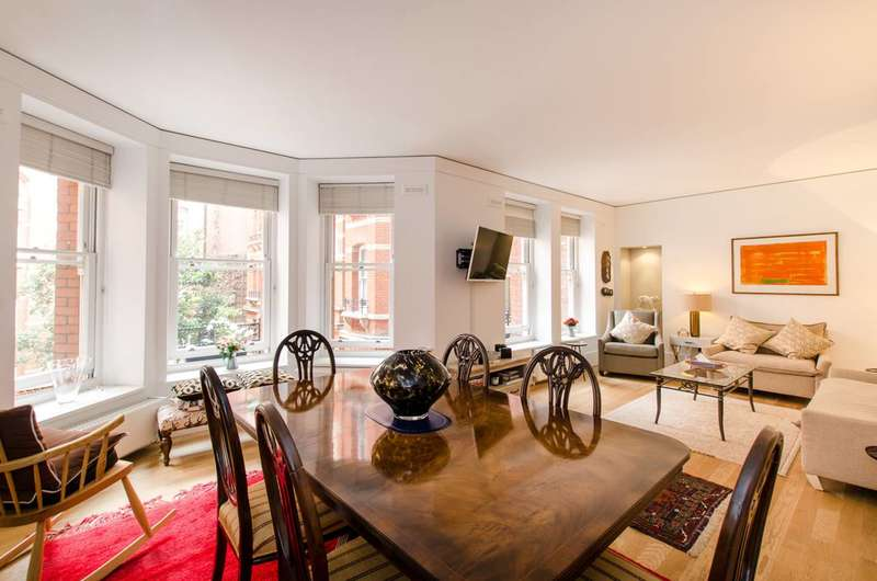 2 Bedrooms Flat for sale in Artillery Mansions, Westminster, SW1H
