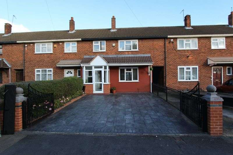 3 Bedrooms Terraced House for sale in Manby Street, Tipton