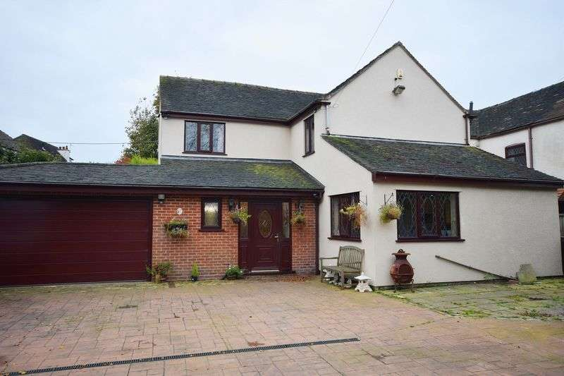 4 Bedrooms Terraced House for sale in Knypersley Road, Norton le Moors