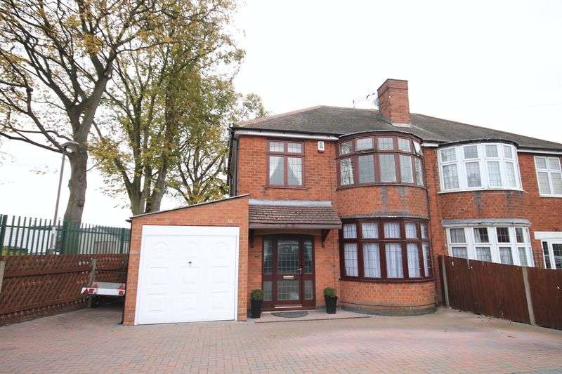 3 Bedrooms Semi Detached House for sale in GAYTON AVENUE, LITTLEOVER