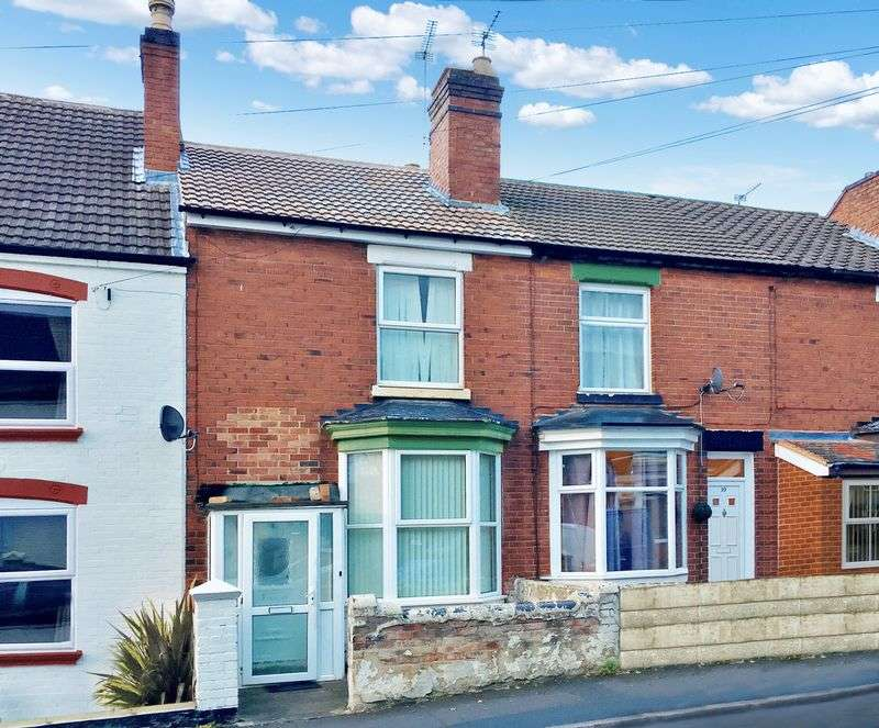 2 Bedrooms Terraced House for sale in Weston Street, Swadlincote