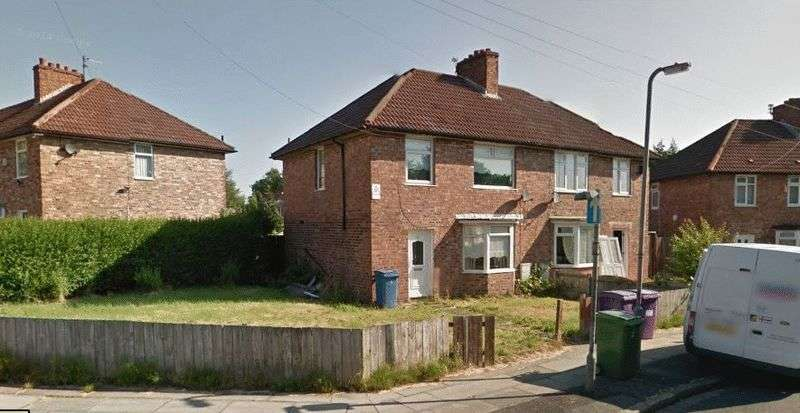 3 Bedrooms House for sale in 38 Circular Road East, Liverpool - For Sale by Auction 14th December 2016