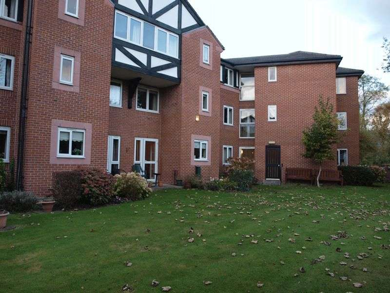 2 Bedrooms Flat for sale in London Road, Northwich, CW9 5EU