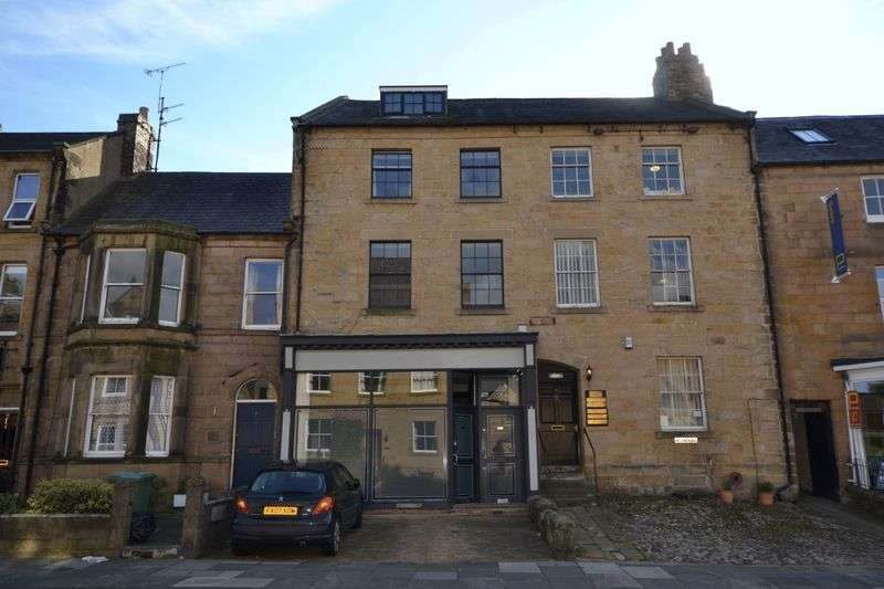 4 Bedrooms Terraced House for sale in Bondgate Without, Alnwick
