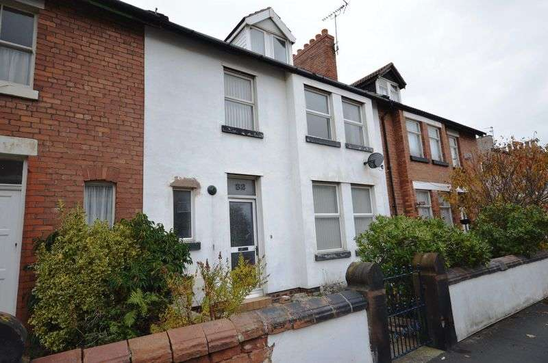 5 Bedrooms Terraced House for sale in Alderley Road, Hoylake