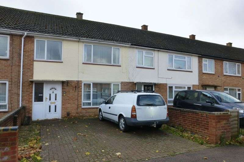 3 Bedrooms Terraced House for sale in Danes Road, Bicester