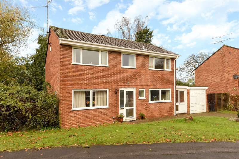 4 Bedrooms Detached House for sale in Annesley Gardens, Winnersh, Wokingham, Berkshire, RG41