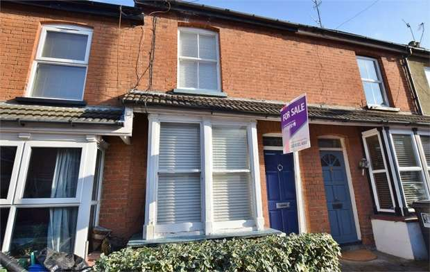 2 Bedrooms Terraced House for sale in Grover Road, OXHEY VILLAGE, Hertfordshire