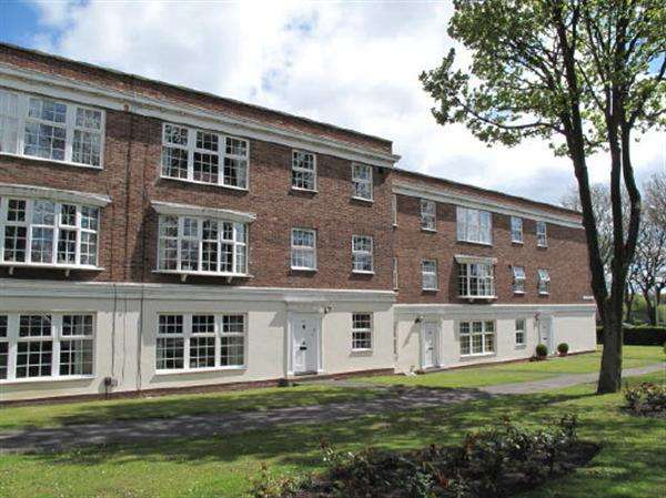 2 Bedrooms Apartment Flat for sale in Kensington Court, South Shields