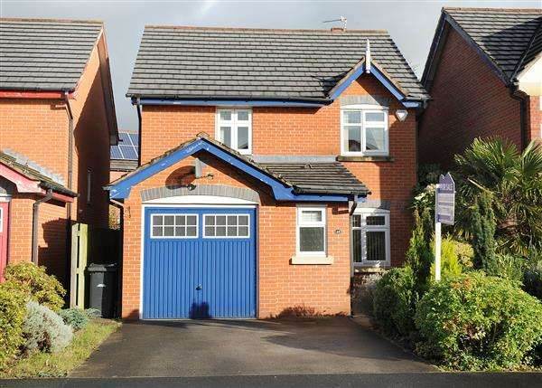3 Bedrooms Detached House for sale in 60 Dean Road, Cadishead M44 5AJ