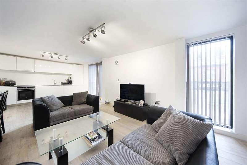2 Bedrooms Apartment Flat for sale in Genesis Court, 1 Putney Bridge Road, Wandsworth, London, SW18