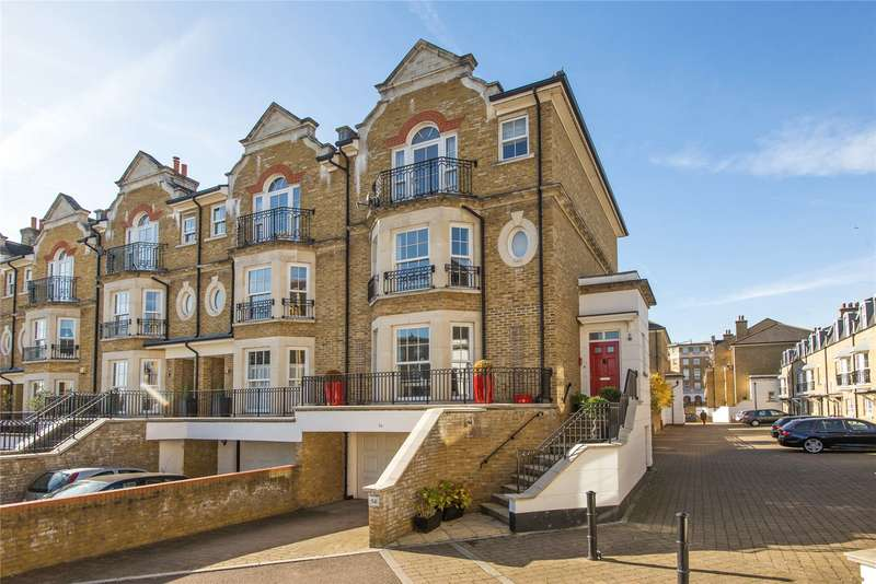 6 Bedrooms End Of Terrace House for sale in Southlands Drive, London, SW19