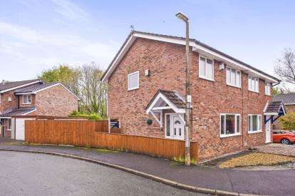 3 Bedrooms Semi Detached House for sale in Ash Coppice, Lea, Preston, Lancashire, PR2