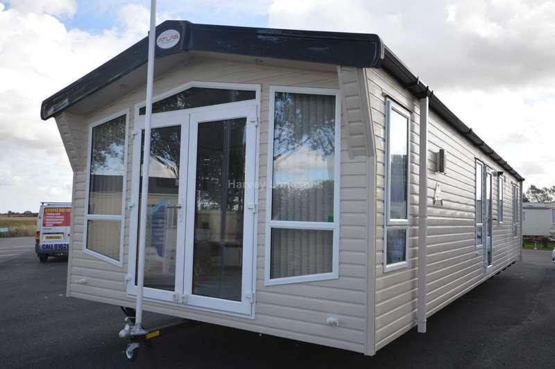 2 Bedrooms Caravan Mobile Home for sale in Steeple Bay Holiday Park, Canney Road, Steeple, Southminster