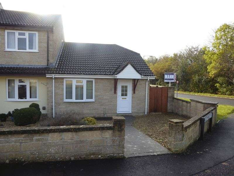 2 Bedrooms Bungalow for sale in Westminster, Yeovil
