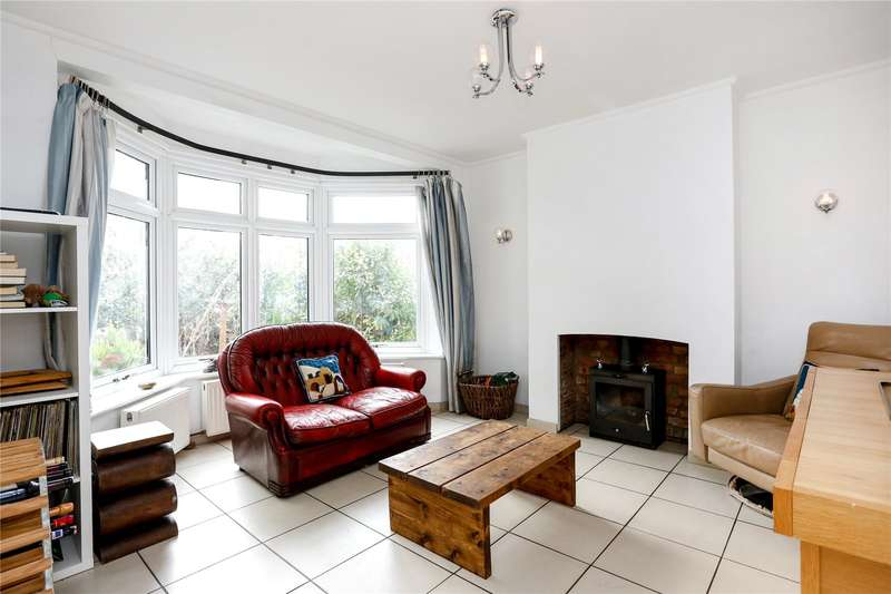 3 Bedrooms Terraced House for sale in Lucien Road, London, SW19