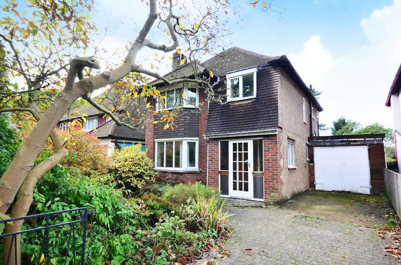 3 Bedrooms House for sale in Byfleet Road, New Haw, KT15