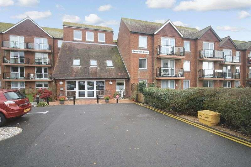 1 Bedroom Retirement Property for sale in Homelawn House, Bexhill-on-Sea, TN40 1PN