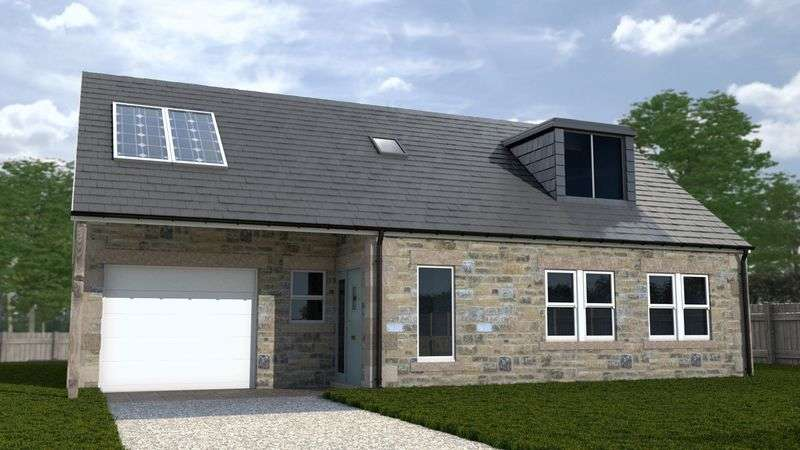 4 Bedrooms Detached House for sale in Woodlands View, Morpeth