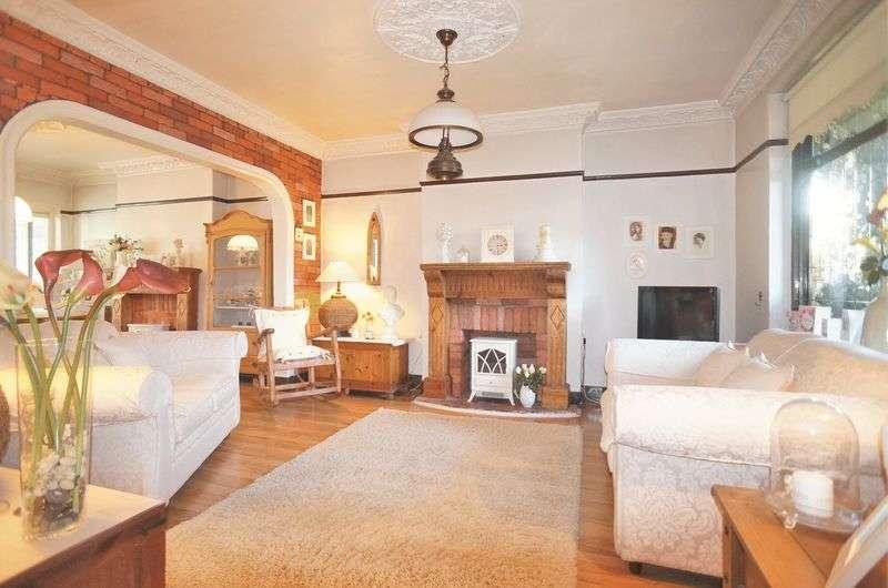 3 Bedrooms Detached House for sale in Blackfen Road, Sidcup