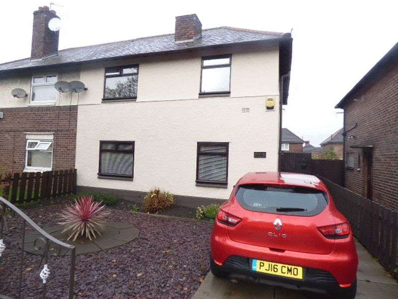 3 Bedrooms Semi Detached House for sale in Longmoor Lane, Fazakerley