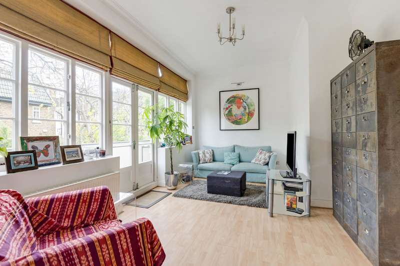 3 Bedrooms Flat for sale in Northwick Terrace, St Johns Wood