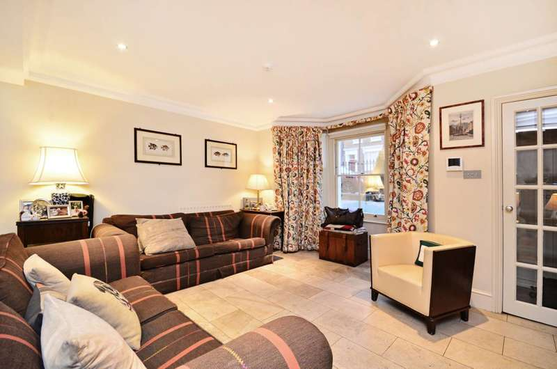 4 Bedrooms End Of Terrace House for sale in St James Street, Hammersmith, W6