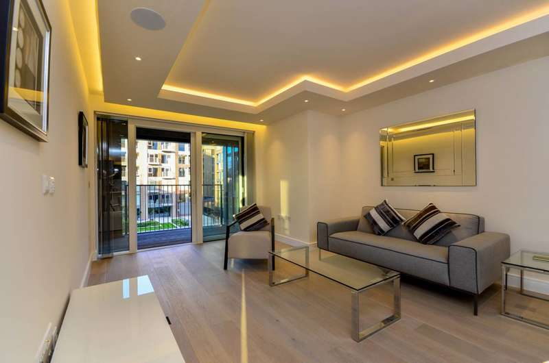 1 Bedroom Flat for sale in Chelsea Creek, Fulham, SW6