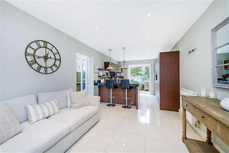 4 Bedrooms Property for sale in Glenrosa Street, Fulham, London, SW6