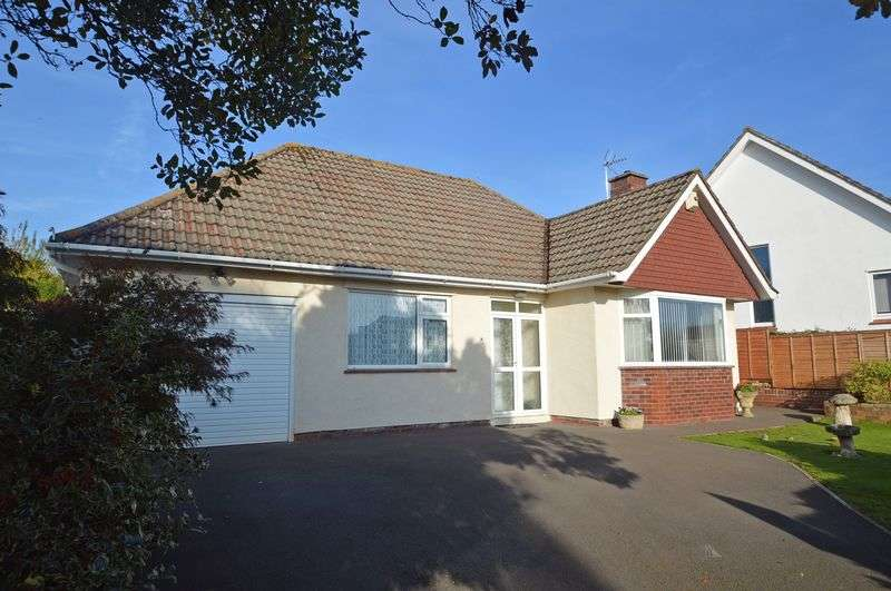 2 Bedrooms Detached Bungalow for sale in Parsonage Road, Long Ashton, Bristol