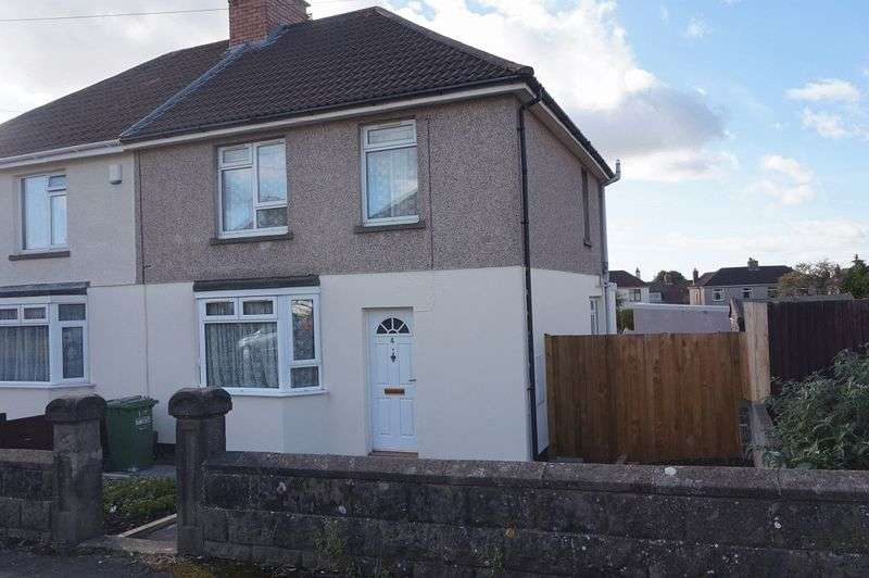 3 Bedrooms Semi Detached House for sale in Whitefield Avenue, Bristol