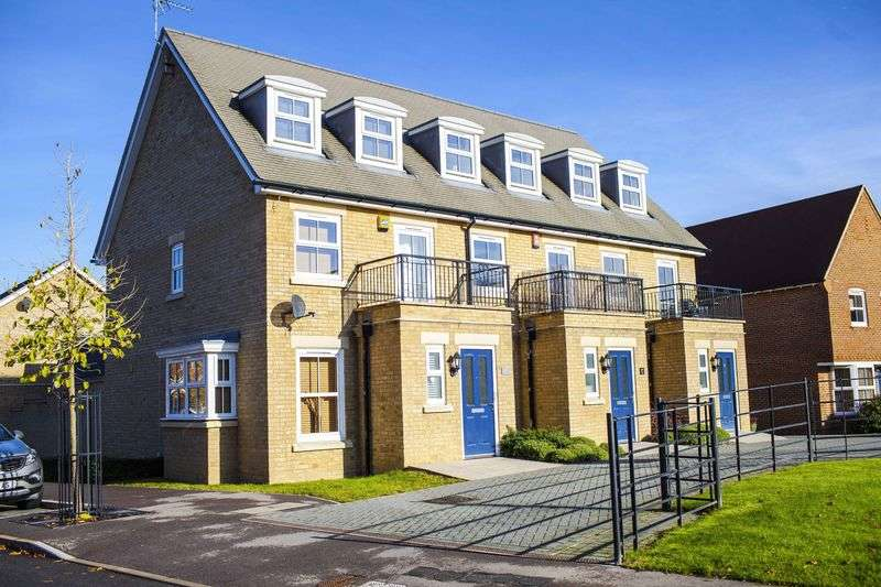 3 Bedrooms Terraced House for sale in Avington Way, Sherfield Park