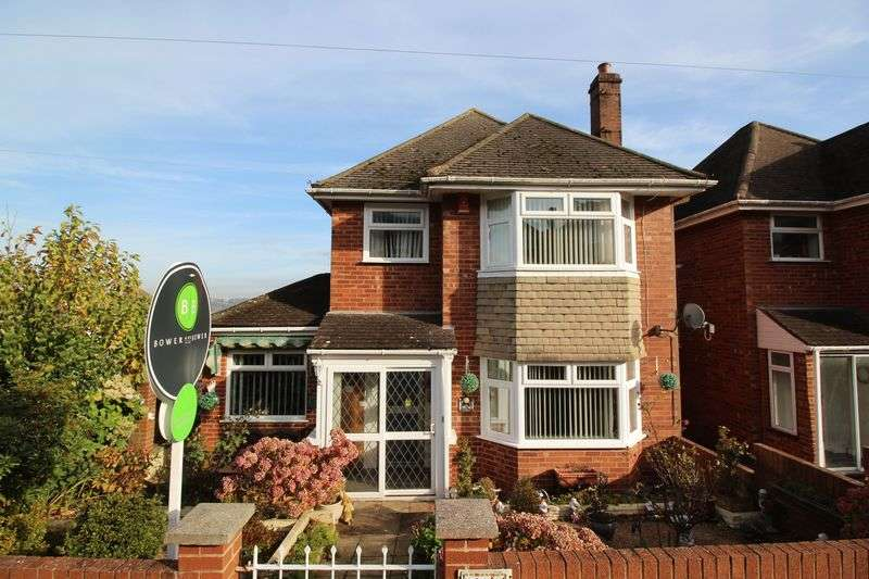 3 Bedrooms Semi Detached House for sale in Cowick Hill, St Thomas