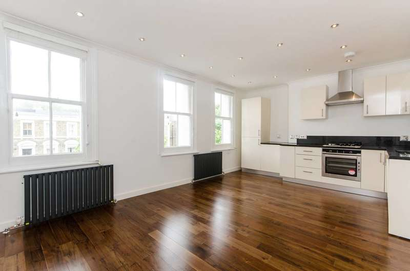 2 Bedrooms Flat for sale in Philbeach Gardens, Earls Court, SW5