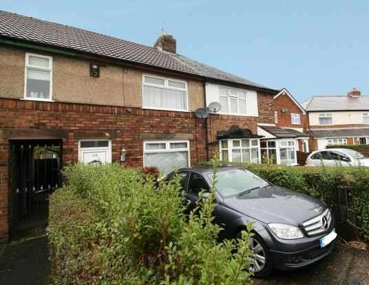 2 Bedrooms Terraced House for sale in Ford Road, Prescot, Merseyside, L35 7LE