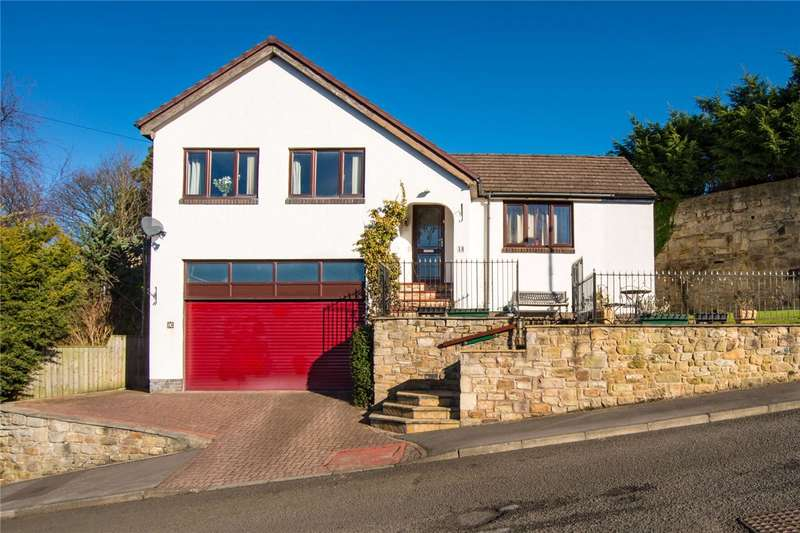 3 Bedrooms Detached House for sale in Broadwood View, Shotley Bridge, Consett, DH8