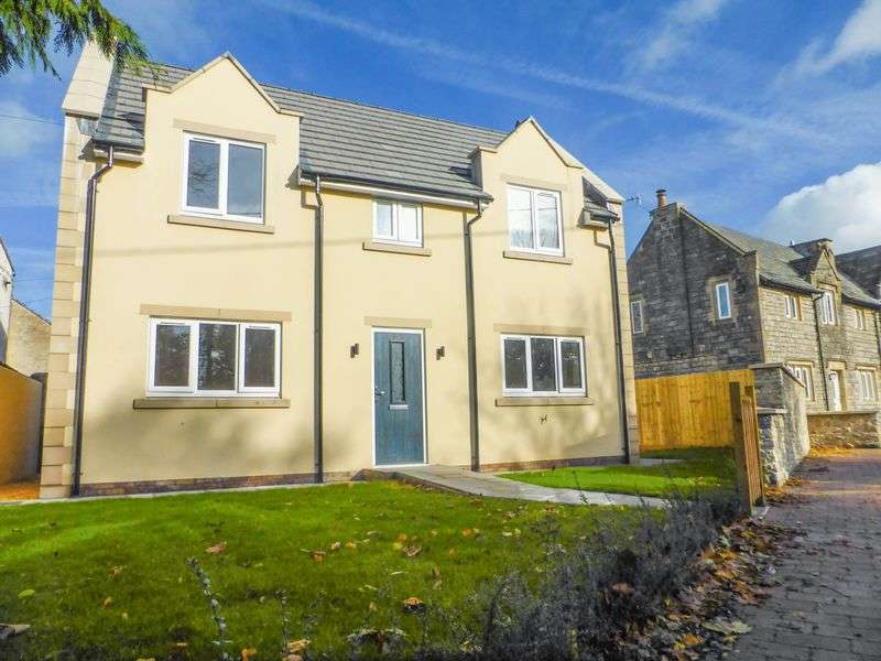3 Bedrooms Detached House for sale in West Shepton, Shepton Mallet