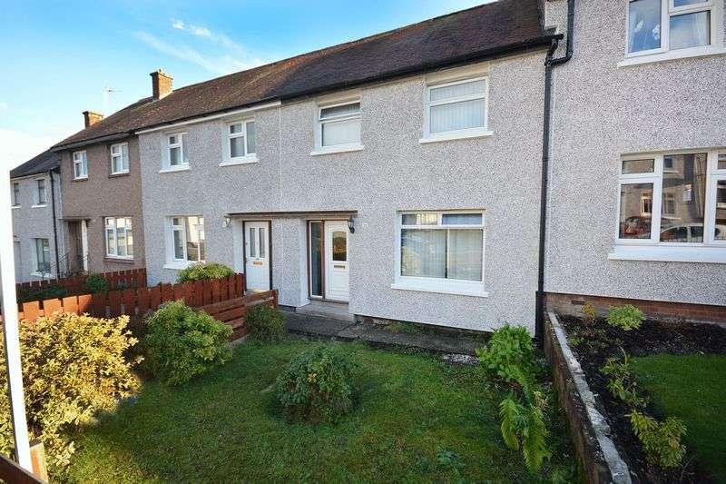 2 Bedrooms Terraced House for sale in James Street, Bannockburn, Stirling
