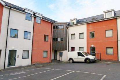 2 Bedrooms Flat for sale in Hoopern Street, Exeter, Devon