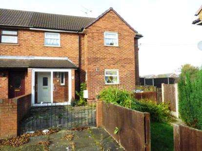2 Bedrooms Semi Detached House for sale in St. Martins Road, Talke Pits, Stoke-On-Trent, Staffordshire
