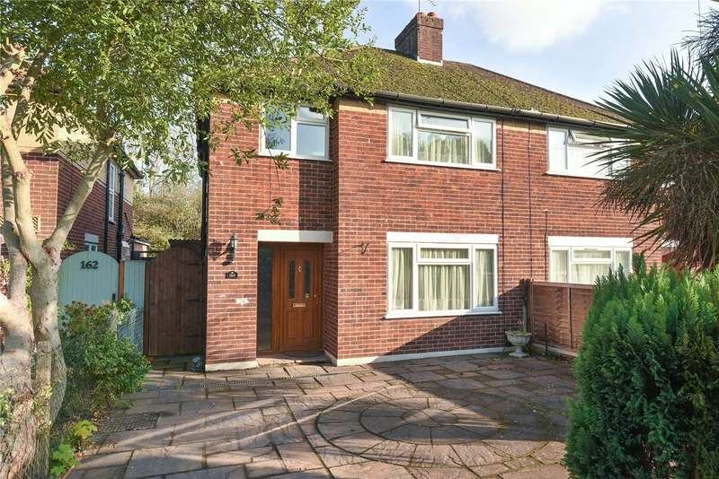 3 Bedrooms Semi Detached House for sale in Woodlands Avenue, Eastcote, Middlesex, HA4