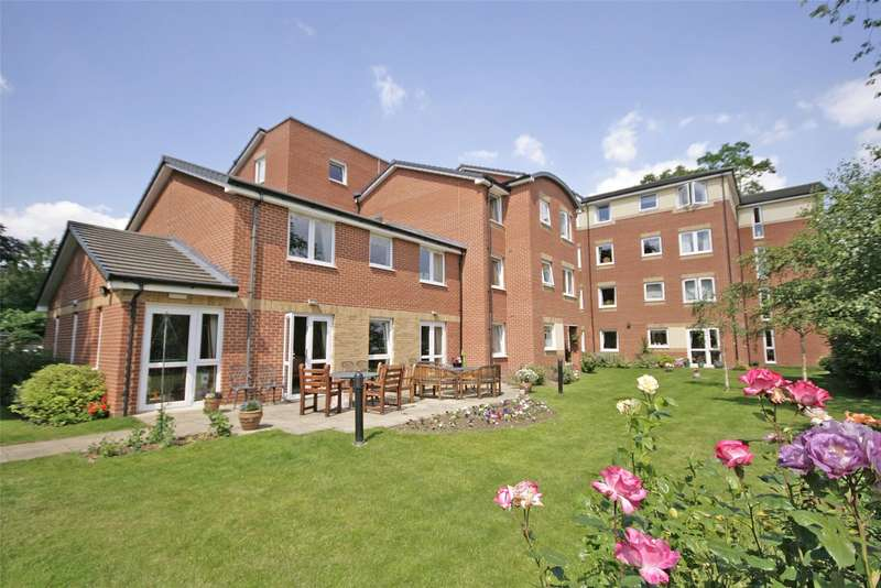 2 Bedrooms Retirement Property for sale in Oaktree Court, Addlestone Park, Addlestone, Surrey, KT15