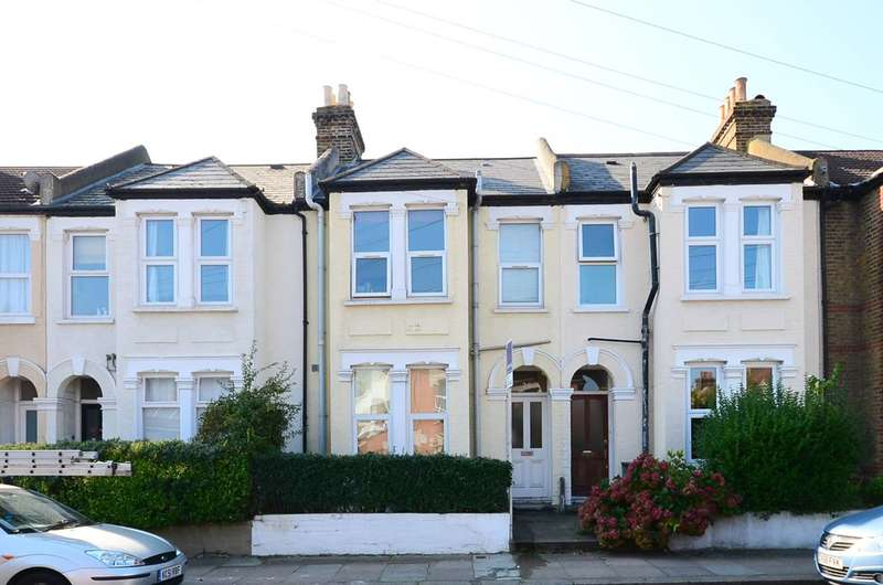 2 Bedrooms Maisonette Flat for sale in Brightwell Crescent, Tooting Graveney, SW17
