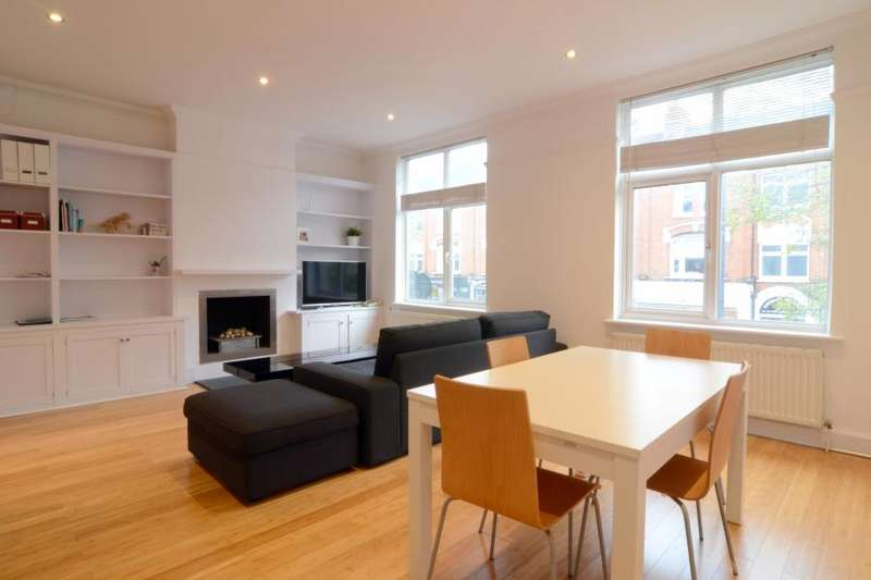 2 Bedrooms Apartment Flat for sale in Upper Richmond Road West, East Sheen, SW14